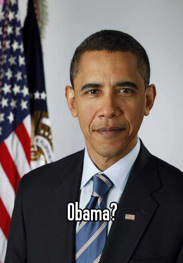 Obama?